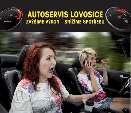 Autoservis Lovosice - Chiptuning